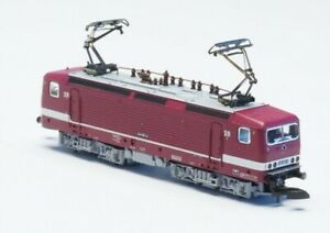88436 Marklin Z-scale DR Electric Loco BR 243 DDR, 5 pole motor, red & white LED