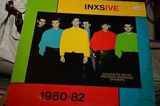 INXS inxsive 1980 .82  ORIG VINYL LP AUSTRALIA PRESS