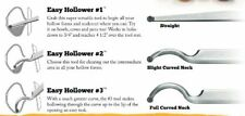 Easy Wood Tools Wood Turning COMBO= Mid-Size Easy Hollower #1, #2 & #3!