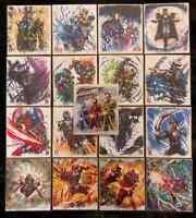 BANDAI Kamen Rider Shikishi Art 5 All 17 types Full Complete Set japan Limited