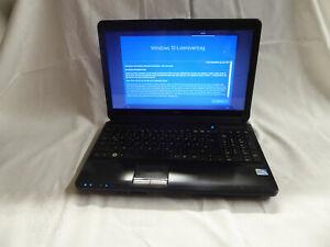 Fujitsu Lifebook AH 530; 4 Gb RAM; Intel Pentium; SSD; incl. Windows