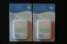 2 pcs Amway Glister Dental Floss 30m each