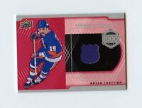 18/19 UPPER DECK PIECE OF HISTORY 1000 POINT CLUB JERSEY BRYAN TROTTIER *61209