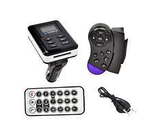 Transmisor CAR Lector MP3 con Manos Libres Bluetooth FM para coche + Mando 2681R