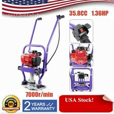 358cc Gas Powered Concrete Screed Machine 4 Stroke Wet Cement Leveling Tool Usa