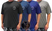 H2O Sport Tech Big /& Tall Mens Short Sleeve Swim Shirt Swordfish Print Loose Fit