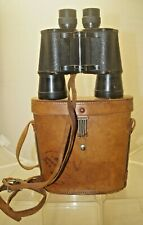 New listing Vintage 1940s Aster 7 X 50 Coater Binoculars W/ Case Made - Occupied Japan