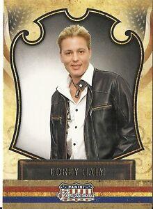 "Corey Haim ""Lost Boys"" 2011 Panini Trading Card #52. In Protective Sleeve"