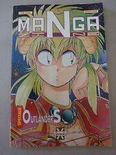 MANGA ZINE - OUTLANDERS N 1 - GRANATA PRESS 1992