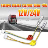 Air Diesel Heater Ceramic Glow Plug 12/24V For Car Truck  Parking Heater Tool