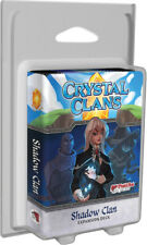 Crystal Clans Board Game: Shadow Clan Expansion Set by Plaid Hat Games PHGPH1701