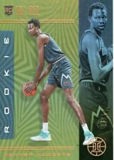 2019/20 ILLUSIONS BASKETBALL BOL BOL GOLD PARALLEL ROOKIE CARD #7/10