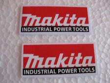 2x Sticker Aufkleber Rennsport Makita Autocross Racing Race Tuning Motorcross GT