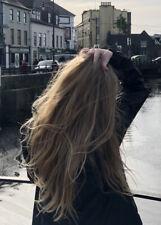 17 Inches Blonde Virgin Hair