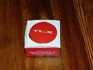 2016 2017 ACURA TLX MODEL INTRODUCTION ENGINE SOUND BUTTON PRESS MEMBER KIT