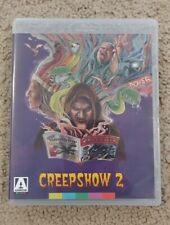 Creepshow 2 Arrow (Blu Ray 1-Disc Set)