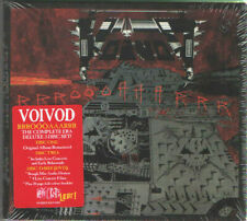 Voivod - RRROOOAAARRR 3 x CD - NEW Thrash Metal Album + Bonus Live