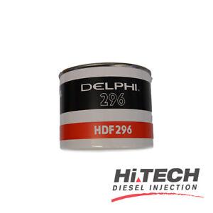 10 PACK Diesel Filter Element Delphi HDF296 5 micron same as 7111-296 / R2132P
