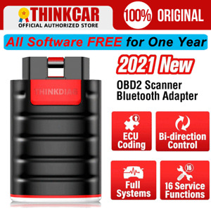 THINKCAR Thinkdiag Bidirectional Full Software Free OBD2 Scanner Diagnostic Tool