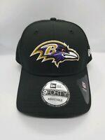 NEW ERA 9FORTY ADJUSTABLE HAT.   NFL.   BALTIMORE  RAVENS.