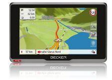 """Becker Active 7 SL 46 Europe 7"""" Zoll Navigation System Touchscreen GPS TMC"""