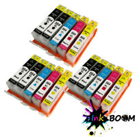 15 Ink Cartridge replace for HP 564XL Photosmart 7510 7515 7520 7525 5520 C309