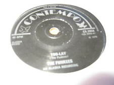 """THE FUNKEES too-lay b/w cool it down 1975  7"""" single FREE SHIPPING"""