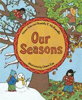 Our Seasons by Grace Lin (English) Paperback Book Free Shipping!
