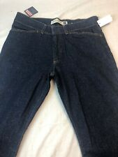 NWT Gap Hip Hugger Stretch Womens Jeans Size 12 Blue Denim