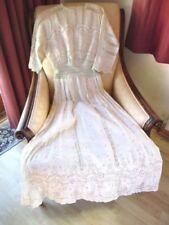 Silk Clothing Antique Lace, Crochet & Doilies