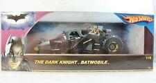 Hot Wheels Dark Knight BATMOBILE Tumbler Batman 1:18 Toy Car