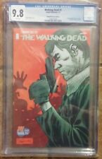 THE WALKING DEAD #1 PX EXCLUSIVE SDCC 2017 VARIANT COVER CGC 9.8 IMAGE KIRKMAN