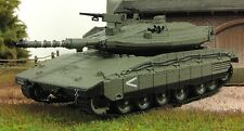 "Fabbri 1:72 tank Merkava Mk.IV series ""Tanks of world"""