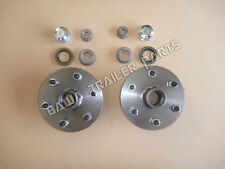 6 Stud LAND CRUISER Trailer Hubs with Holden or LM Bearings! TRAILER PARTS