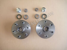 6 Stud LAND CRUISER Trailer Hubs with Ford or Slimline Bearings! TRAILER PARTS