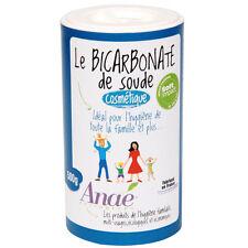 Bicarbonate de soude cosmétique - boîte verseuse 500g (Lot de 2 : soit 1kg)