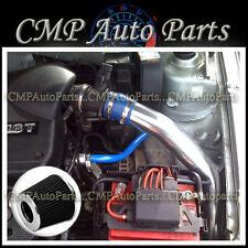 BLUE BLACK 1999-2005 VW GOLF JETTA 1.8L 2.0L GL/GLS/GTI COLD AIR INTAKE KIT