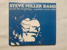 Steve Miller Band - Recall The Beginning: A Journey From Eden CD