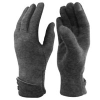Winter Snow Gloves Touchscreen Windproof Warm Thick Thermal Gift for Women