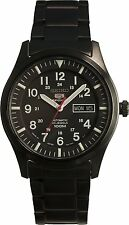 SEIKO WATCH SEIKO 5 SPORTS Automatic day date Made in Japan SNZG17JC Men's