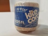 Vintage Hi-Flier Kite Cord Megalon Poly-filament Cord 225 feet/75 yards Lot of 5