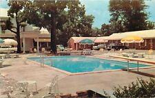 Nashville TN~Hsy 41 & 31W~Dickerson Rd~Congress Inn~AAA~Patio by Swim Pool~1950