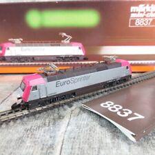 MÄRKLIN MINI CLUB 8837 - SPUR Z - E-Lok EuroSprinter - analog - OVP - #Q42111