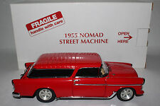 Danbury Mint 1955 Chevy Nomad Street Machine Hot Rod 1:24 Scale Diecast Model