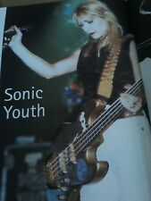 Sonic Youth Live Page Image 26 x 16cm Ideal to Frame