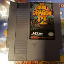 Double Dragon 3 NM Collector Nes (Nintendo) Game.