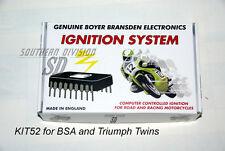 BSA A65 Triumph T120 T140 500unit elektronische Zündung Boyer Bransden ignition