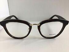 New PRADA VPR 2S6 2AU-1O1 51mm Tortoise Eyeglasses Frame #6