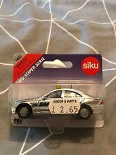 Siku 1423 F1 Safety Car Mercedes Benz C 320 chrome silver amg