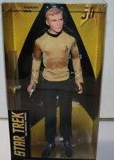Barbie Captain James T Kirk 50Th Anniversary For A Mint Box